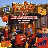 Kleiner Roter Traktor 7: Das Kartoffelrennen und 5 weitere Abenteuer - Kleiner Roter Traktor