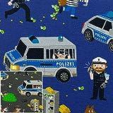Swafing Gangsterjagd by Sandra Kretzmann Baumwolljersey