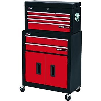 Draper 80927 - Gabinete del rodillo de 2 cajones y caja de ...