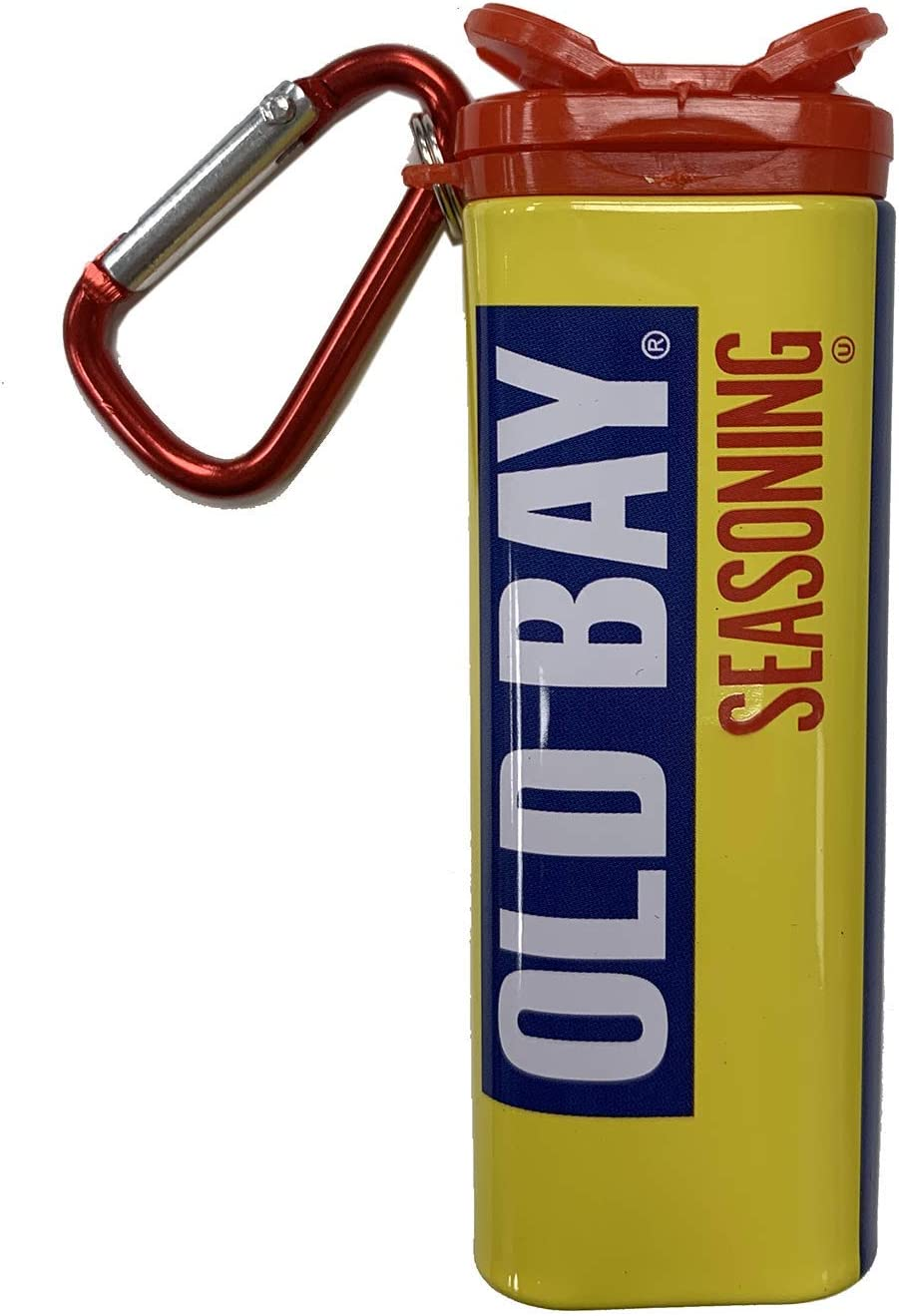 Route One Apparel Old Bay Themed sold out Travel To Seasoning Go Tin Super beauty product restock quality top