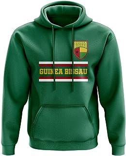 Airosportswear Guinea Bissau Core Football Country Hoody (Green)