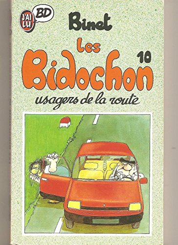 Les Bidochon, tome 10. Usagers de la route