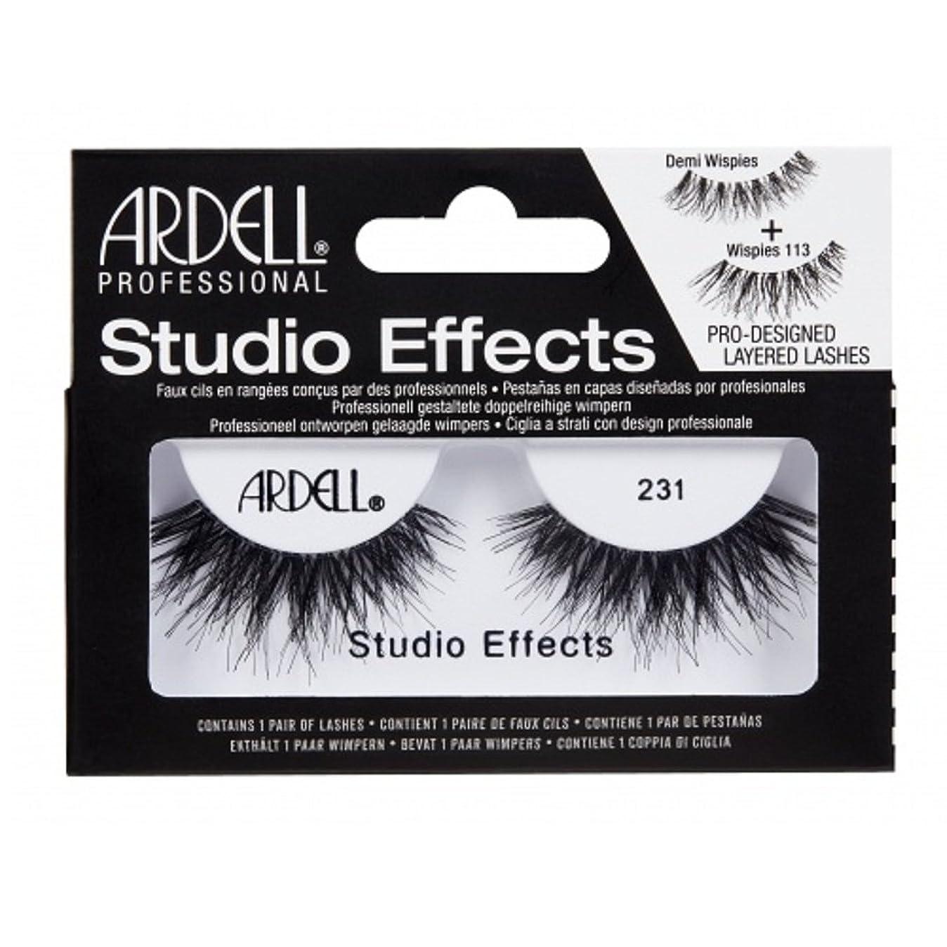 カルシウムうめき声帽子Ardell - Studio Effects - 231