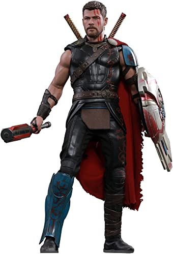 oferta especial Thor Ragnarok Movie Masterpiece Action Figure 1 1 1 6 Gladiator Thor 32 cm Toys  disfrutando de sus compras
