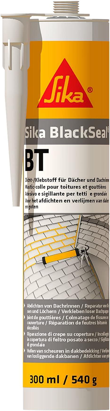 366 opinioni per Sika BlackSeal BT, Sigillante e adesivo a base di gomma butilica, sigillatura,