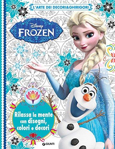 L'arte dei decori & ghirigori. Frozen