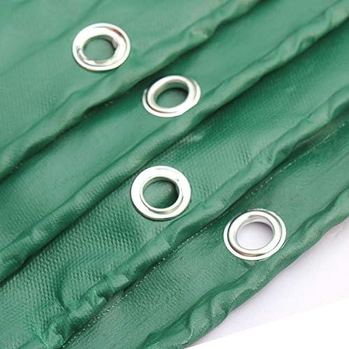 KYSZD-Baches épaissir la bache imperméable PVC Poncho Vert Enduit Isolation de Serre Chaude Tissu résistant à la Pluie résistant à la Couverture de Camping UV abri 0.43mm