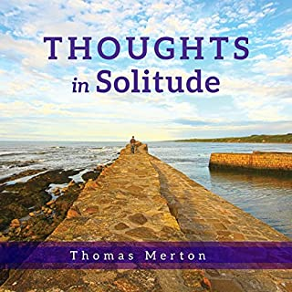 Thoughts in Solitude audiobook cover art