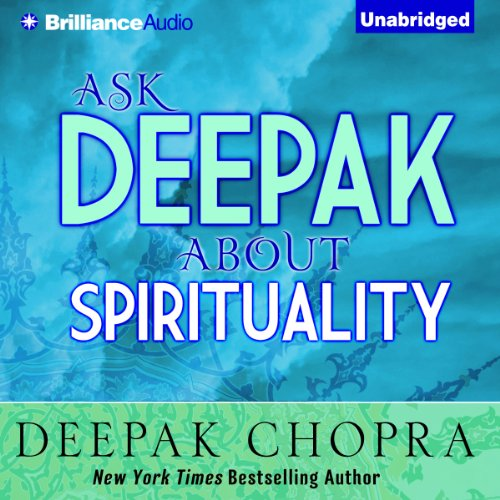 Ask Deepak About Spirituality cover art
