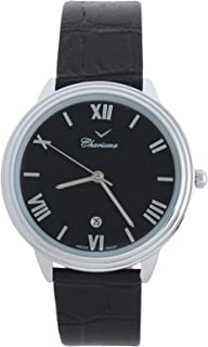 Charisma Casual Watch for MenLeather B and, Analog, C6876