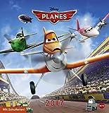 Disney Planes Posterkalender quadratisch - Kalender 2017