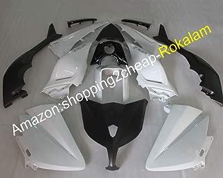 one by camamoto cod.77369105 kit carene moto completa per honda CBR 600 RR in ABS anno 2007-2008 non verniciata 23 pz.