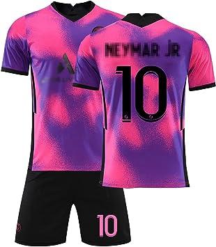 LIUHUAN 2021 Football Camiseta de fútbol Traje niños niños y ...