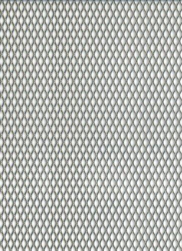 GAH-Alberts 467449 Streckmetallblech - Stahl, 250 x 500 x 2,8 mm