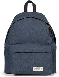 Eastpak Mochila Padded Pak'r 24 litros, Estilo Casual, Escolar, para portatil, (Azul) Muted Blue