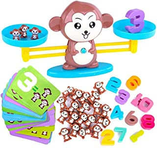 Beauenty Animal Balance Cool Math Game for Girls & Boys | Fun, Educational Children's Gift & Kids Toy STEM Learning Ages ...