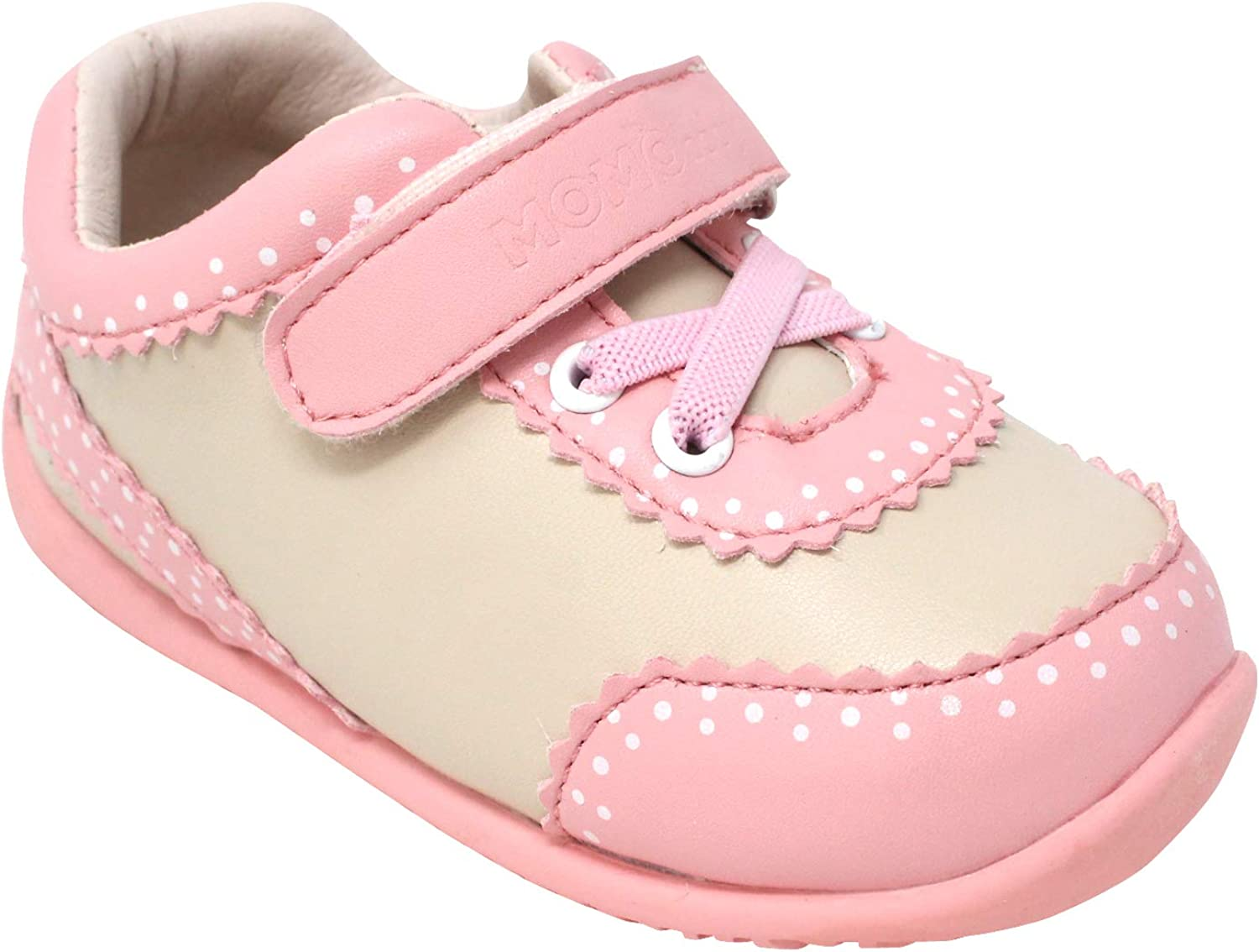 Momo Industry No. 1 Baby Girls Limited price sale First Walker Shoes Leather Toddler Sneaker Mia