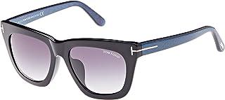 نظارة شمسية للنساء اطار مربع من توم فورد  FT0361-F-01A - 55-18-145mm