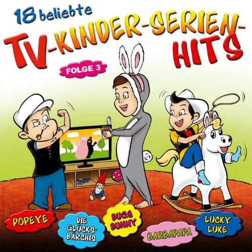 18 beliebte TV-Kinderserien-Hits - Folge 3
