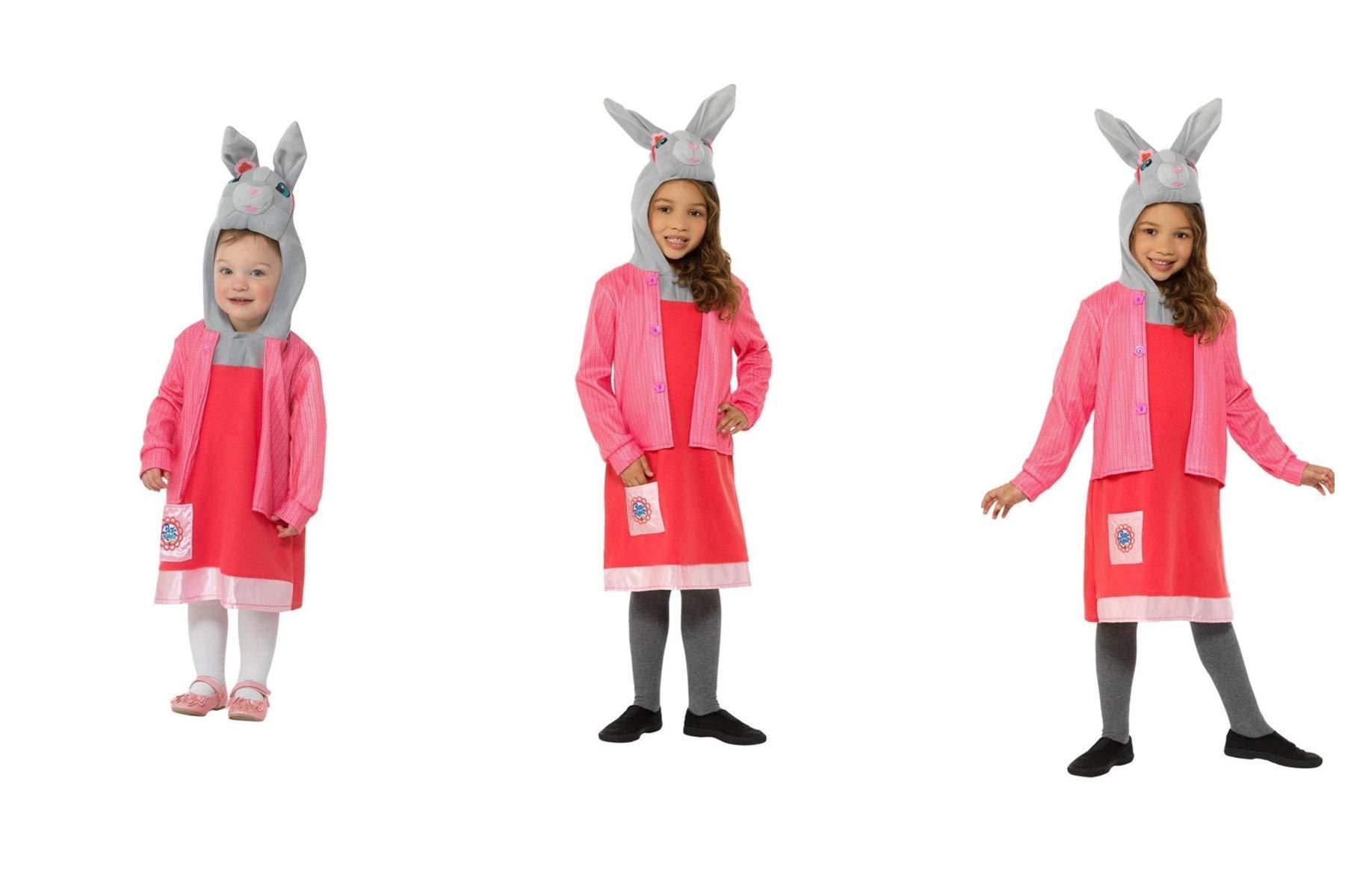 Peter Rabbit Beatrix Potter Girls Lily Bobtail