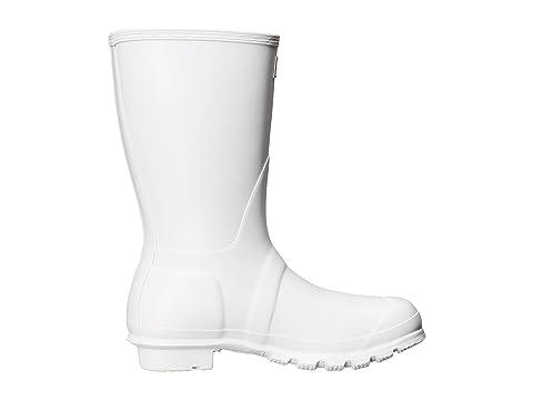de lluvia originales blanco Hunter Botas 1 cortas SUqd0