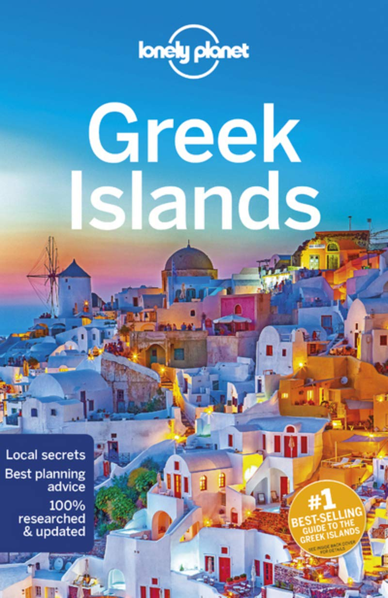 Image OfLonely Planet Greek Islands (Regional Guide)