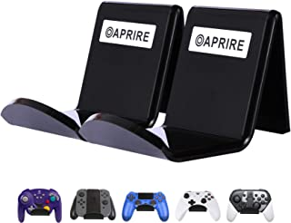 OAPRIRE Game Controller Stand Holder Wall Mount(2 Pack) for PS4 / Steam/Nintendo Switch/PC/Xbox One Controller - Universal...