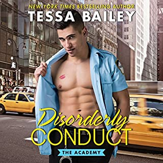 Disorderly Conduct audiobook cover art