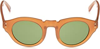 نظارة شمسية بتصميم دائري للرجال من غانت