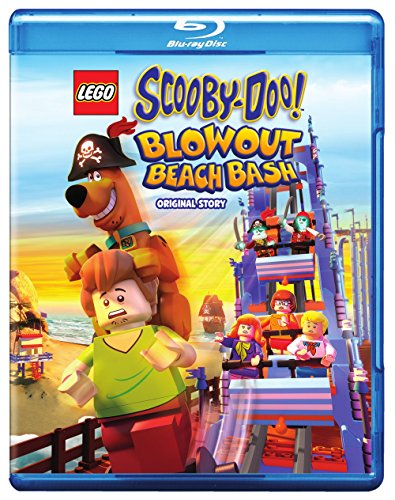 LEGO Scooby-Doo! Blowout Beach Bash (BD) [Blu-ray]