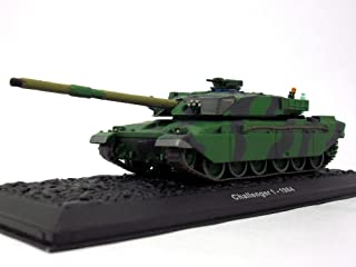 ALTAYA Challenger 1 British Main Battle Tank 1/72 Scale Diecast Model