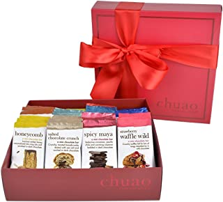 Chuao Chocolatier Share the Love Chocopod Gift Set - Mini Chocolate Bars (36-pack)