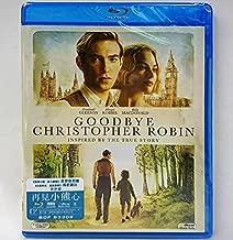 Goodbye Christopher Robin (Region A Blu-Ray) (Hong Kong Version / Chinese subtitled) 再見小熊心
