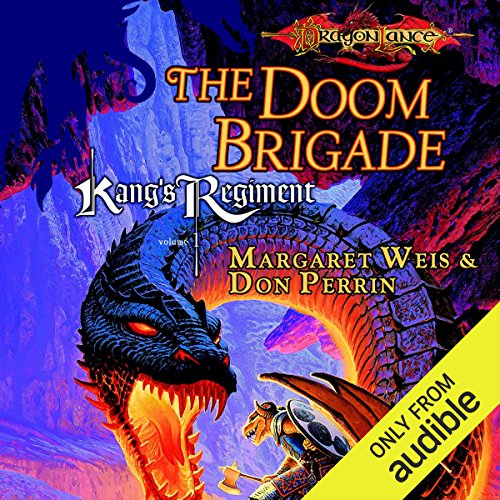 The Doom Brigade audiobook cover art