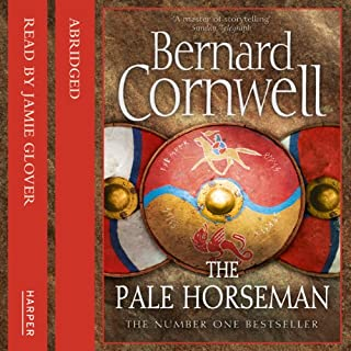The Pale Horseman     The Last Kingdom Series, Book 2               By:                                                                                                                                 Bernard Cornwell                               Narrated by:                                                                                                                                 Jamie Glover                      Length: 5 hrs and 31 mins     46 ratings     Overall 4.6