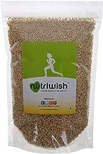 Nutriwish Premium Gluten-Free Steel Cut Oats, 500g