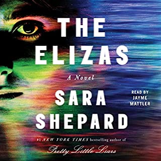 The Elizas audiobook cover art