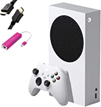 2021 Newest Microsoft Xbox Series S 512GB Console - with 1 Xbox Wireless Controller - Next-Gen Performance in The Smallest...