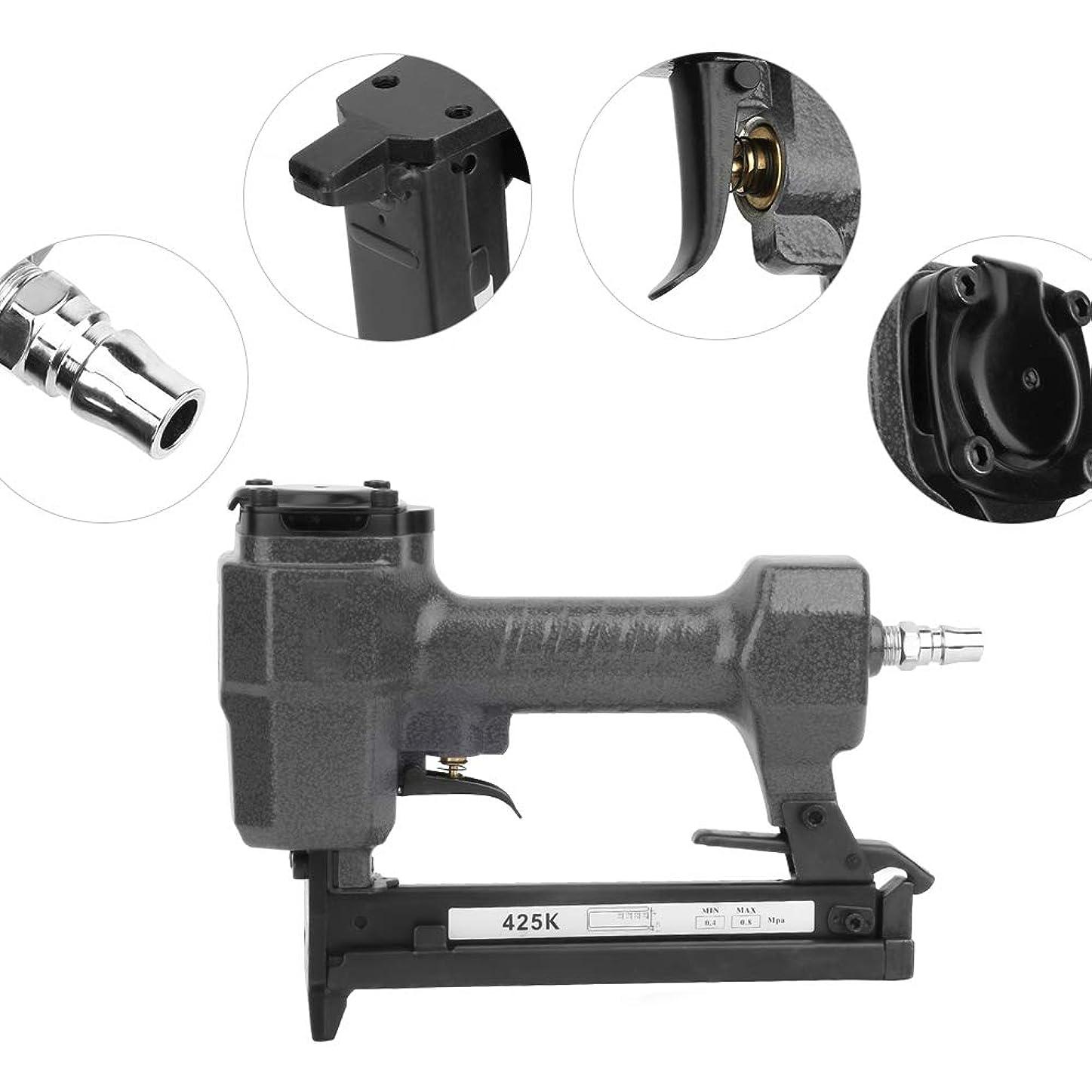 質素なスキム金額エアーネイルガン、空気圧木工ツール、空気圧トリム釘打機フレーミング木工ツール425KB 1.25 * 1.05mm