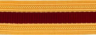 army officer sleeve braid