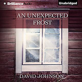 An Unexpected Frost audiobook cover art