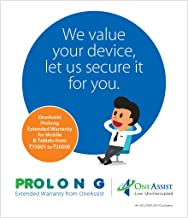 OneAssist-Prolong 1 Year Extended Warranty for Mobile and Tablets