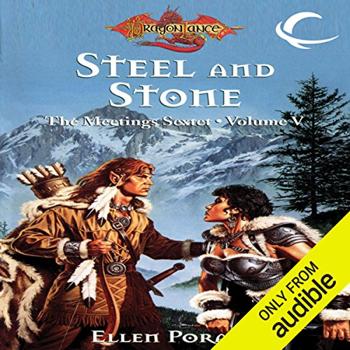 Steel and Stone audiobook cover art