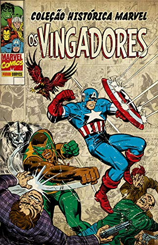 Coleção Histórica Marvel: Os Vingadores v. 6