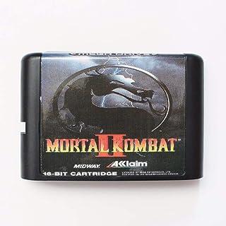 sega md game card - Mortal Kombat 2 16 bit SEGA MD Game Card For Sega Mega Drive For Genesis ()