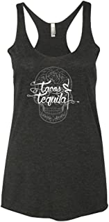 Women's Graphic Tank Top | Tacos and Tequila