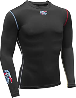 Plain Ugly Cold Long Sleeve Compression Running Top
