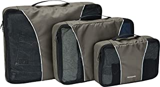 3 Piece Packing Cube Set Travel Tote
