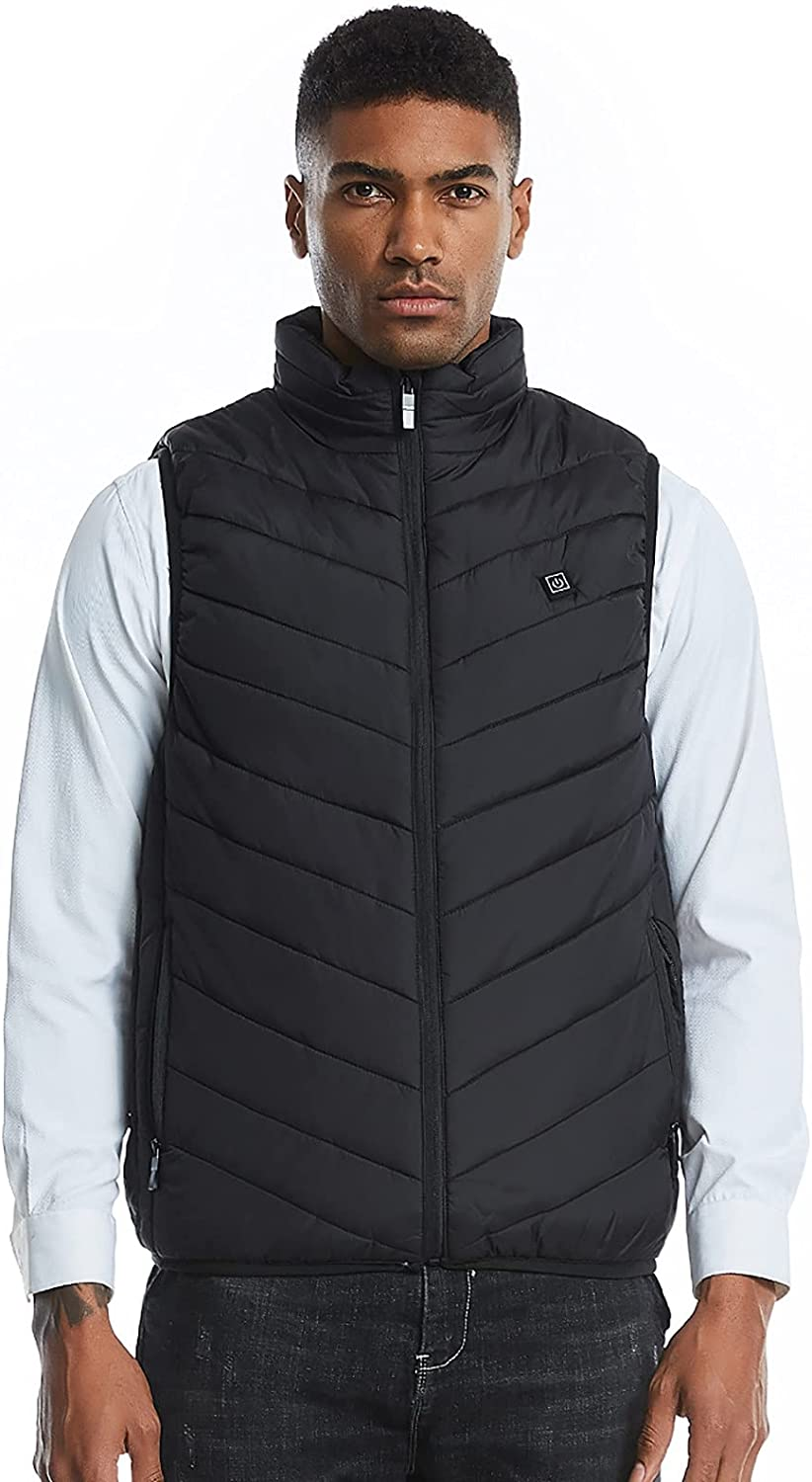 Heated Vest Japan's largest assortment for Men Price reduction Women Winter Jacket Riding For Waterproof Sk