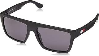 Tommy Hilfiger Erkek Güneş Gözlükleri TH 1605/S, Siyah, 56